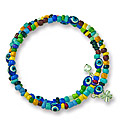 Colorful Evile Eye Bracelet