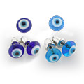 Evil Eye Earring Pins