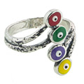 Artwork Evil Eye Ring